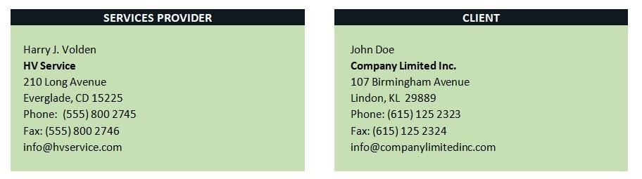 2 company info