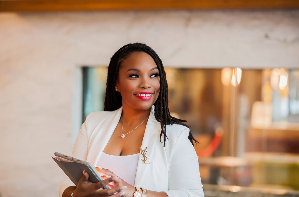 Bianca Shellie-Robinson, Cayden Cay Consulting
