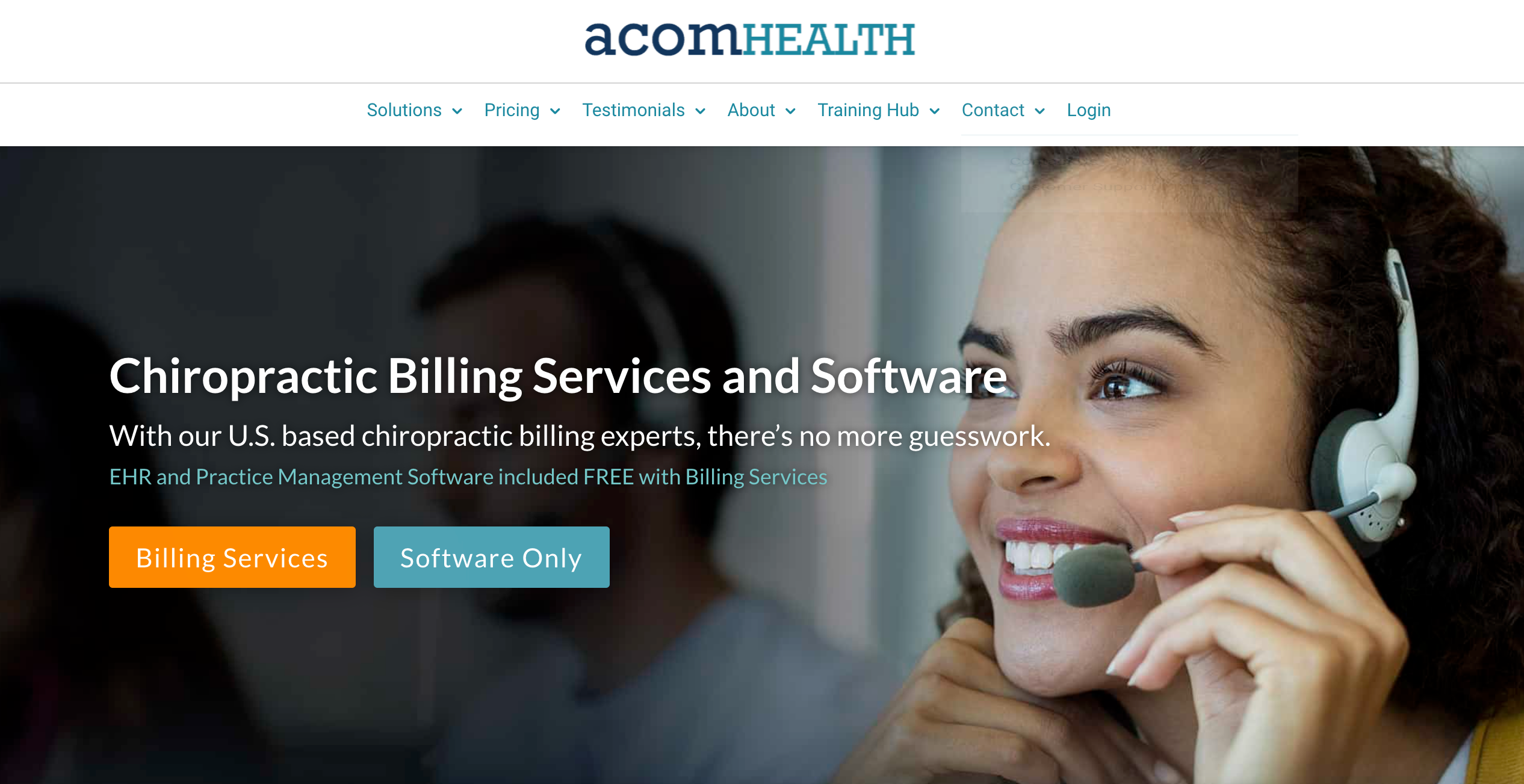 acom health software